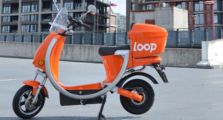 Electric Scooters For Rent In 2017 Scooter Rollout Date