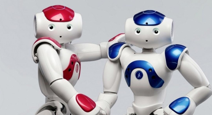 Robots To Bag Sales At Virgin Megastore Store Introduces Android