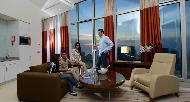 Highest Hotel Room Rates In Three Years Average Room